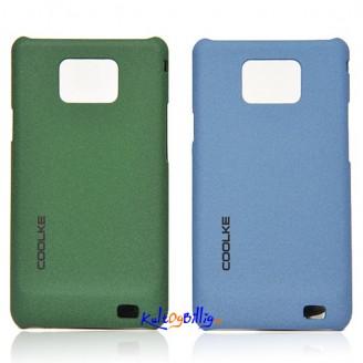 CoolKE - Stilig deksel for Samsung I9100 GALAXY SII