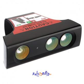 Super Zoom Vidvinkel linse til Xbox 360 Kinect Sensor Range Reduction Adapter