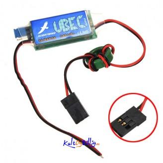 Hobbywing 3A UBEC 5V 6V Switch Mode BEC For RC Models