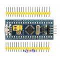 STM32F103C8T6 ARM 32 Cortex-M3 STM32 SWD utviklingskort m/ Micro USB grensesnitt For Arduino I/O 72Mhz