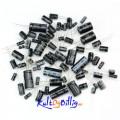 Kondensator kit - assortert utvalg av elektrolytiske kondensatorer
