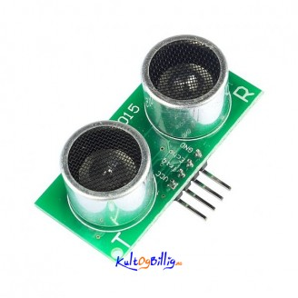 US-015 Ultrasonisk Avstands-Sensor