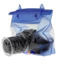 Vanntett beskyttelses-etui for DSLR SLR Kamera - Canon Nikon og andre