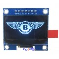 "OLED 1.3"" SPI Serial 128X64 OLED LCD Modul for Arduino"