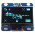 1.3 Inch I2C IIC Serial 128 x 64 OLED LCD LED Skjerm Modul For Arduino