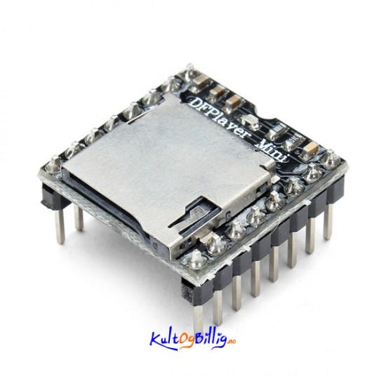 Dfplayer Mini Mp3 Spiller For Arduino