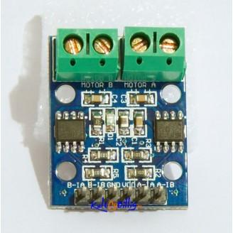 L9110S H-bridge Stepper Motor todelt DC Motor Kontroll Modul