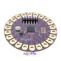 LilyPad 328 5V 16M ATmega328P Utviklingskort Arduino Kompatibel
