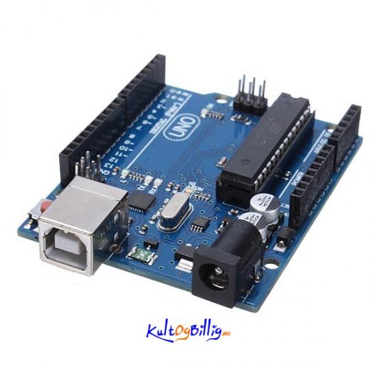 Uno r starter kit for arduino