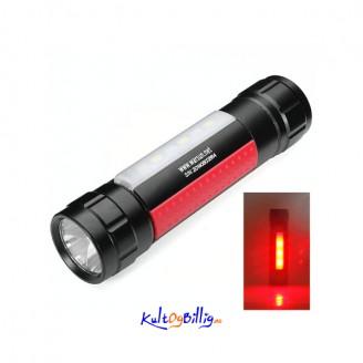 Warsun H006 Q5 LED 400LM Magnet Ring Lommelykt med flere funksjoner