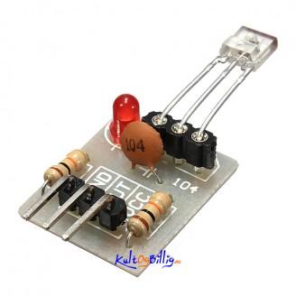 Laser Mottaker/ Sensor Modul