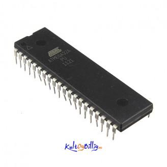 ATMEGA32A-PU MCU AVR 32K Flash 16MHz 40-PDIP ATMEL Microcontroller
