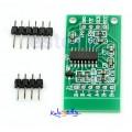 HX711 Vekt Sensor Modul Dual-Channel 24 Bit Presisjon A/D Modul
