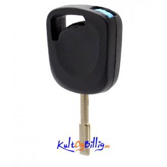 Ford Chip 4C kompatibel nøkkel Fob Blank (kun skall, ingen elektronikk)