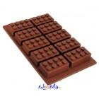 Silikonformer - Lego-brikker