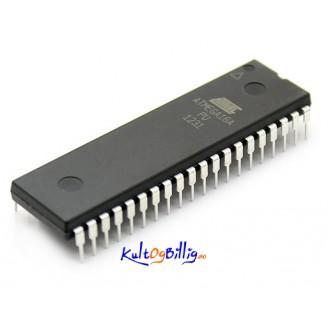 ATMEGA16A-PU AVR Mega16 DIP-40 Microcontroller