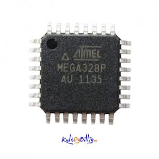 ATMEGA328 Atmel AVR ATmega328P-AU TQFP Microcontroller