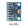 MPU-6050 3-Aksers Gyroskop + 3-Aksers Aksellerometer 6-DOF Modul for Arduino