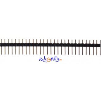 40-pins 2.54mm Stiftlist Header (10-pakning)