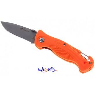GANZO G611 Foldekniv i rustfritt stål og ABS plast
