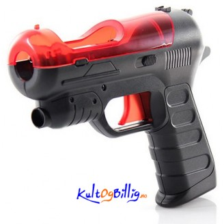 Pistol Gun for PS3 Move Motion Controller
