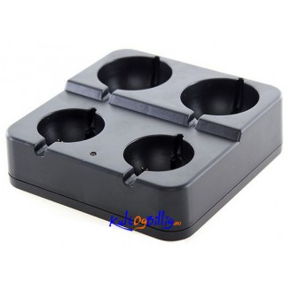 Quad Charging Dock Station for PS3 Move Game Controller