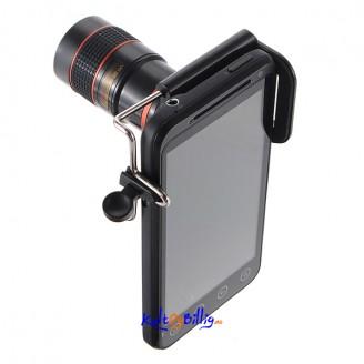 8x-Optisk Zoom Objektiv for Mobiltelefon kamera