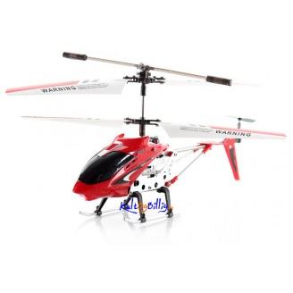 Syma S107 S107G 3 kanals infrarød fjernstyrt Helikopter med GYRO