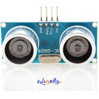 HC-SR04 Ultrasonic Distance Sensor Shield Module for Arduino