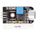 LM386 Digital Microphone/Sound Sensor Shield Module for Arduino