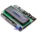 LCD1602 LCD Keypad Shield for Arduino