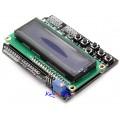 LCD1602 LCD Keypad Shield for Arduino