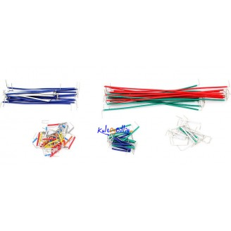 Breadboard Jumper Wire Cord Kit for Arduino DIY