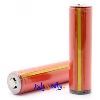 Sanyo UR18650ZT 18650 2800mAh Protected oppladbart Lithium Li-ion batteri (2-pakning)