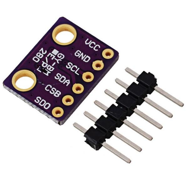 Bmp barometrisk digital luft trykk sensor modul for arduino